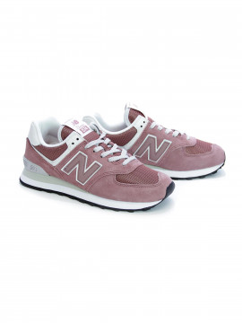New Balance WL574CRC Classic sneakers - Dark rose