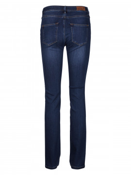 Mos Mosh Athena regular jeans - Blue wash