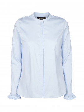 Mos Mosh Mattie shirt - Light blue
