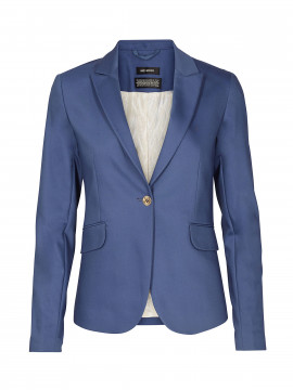 Mos Mosh Blake night blazer - Indigo blue