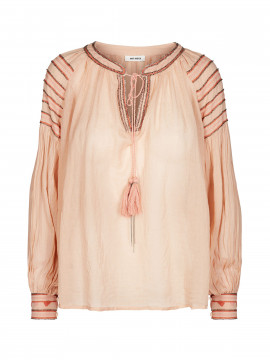 Mos Mosh Siva top - Soft rose