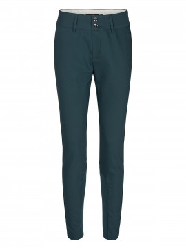 Mos Mosh Blake night pant - Jade green