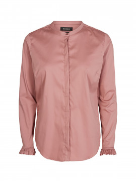 Mos Mosh Mattie shirt - Ash Rose