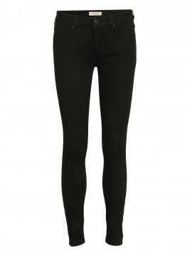 Mos Mosh Victoria 7/8 Silk Touch jeans - Black