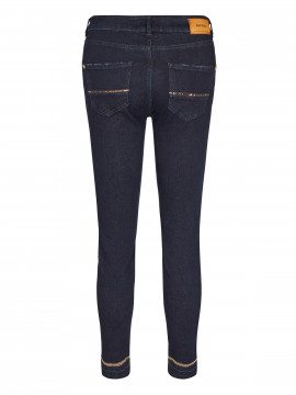 Mos Mosh Sumner glam jeans - Dark blue denim