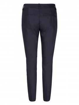 Mos Mosh Abbey night pant sustainable - Navy