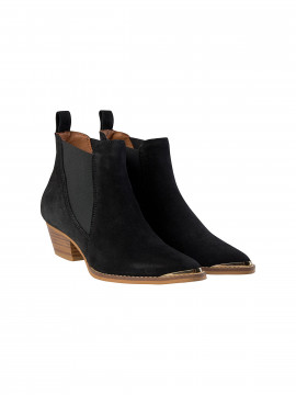Mos Mosh Dallas Boot - Black