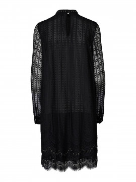Mos Mosh Elora dress - Black