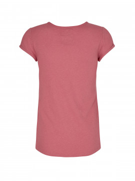 Mos Mosh Troy S/S Tee - Holly berry