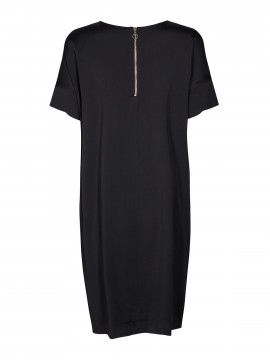 Mos Mosh Lori cuba dress - Black