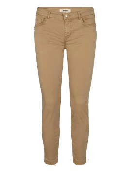 Mos Mosh Sumner Decor ankle jeans - Safari