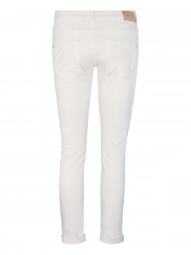 Mos Mosh Bradford worked jeans - Offwhite