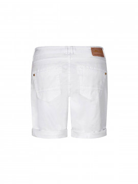 Mos Mosh Naomi decor G.D shorts - White