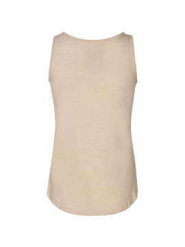Mos Mosh Troy tank top - Safari