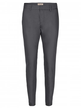 Mos Mosh Abbey night pant sustainable - Antracite