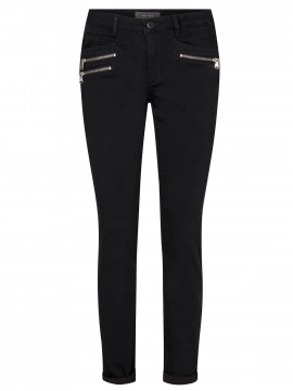 Mos Mosh Berlin silk push up jeans - Black