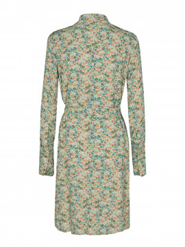 Mos Mosh Rory lolly dress - Winter pear