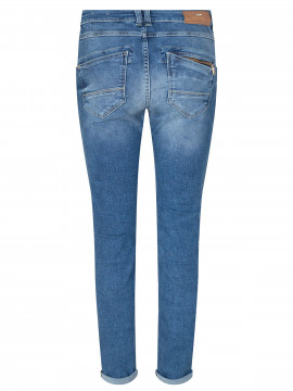 Mos Mosh Naomi wave regular jeans - Blue