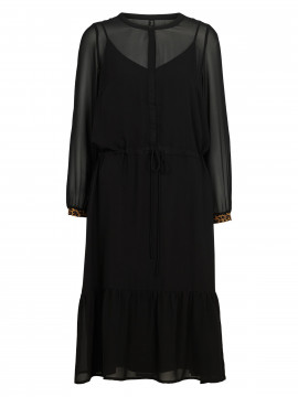 Prepair Maja long dress - Black