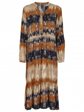 Prepair Stacia tiedye dress - Sand