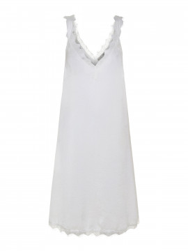 Costamani Moneypenny lace dress - White