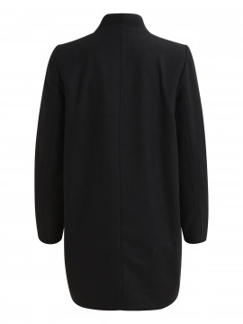 Object Nora coat - Black