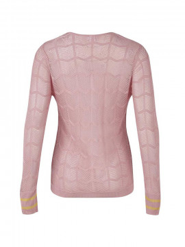 Saint Tropez Sødder knit - Nude rose