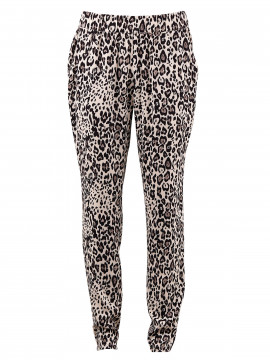 Saint Tropez Animal P pant - Stone