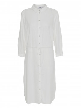 Saint tropez Fenja linen dress - White
