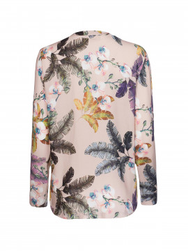 One Two Luxzuz Ally shirt - Ice pink