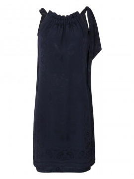 One Two Luxzuz Gidodo dress - Navy