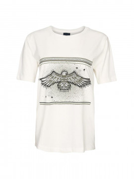 One Two Luxzuz Birdie T-shirt - Mint