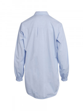 One Two Luxzuz Sigga long shirt - Ice blue