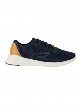 Lacoste LT FIX textile trainers - Navy