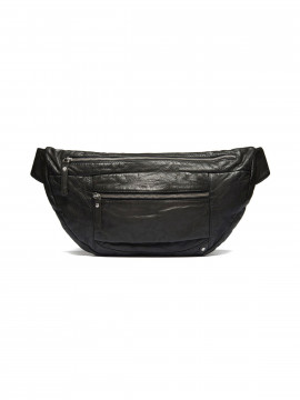 Depeche Fashion favourites large bum bag - Black