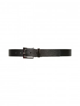 Depeche Mary imprintet jeans belt - Silver