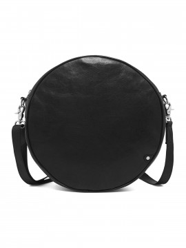 Depeche Siri round big bag - Black