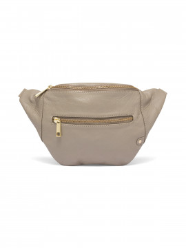 Depeche Marly bum bag - Mud