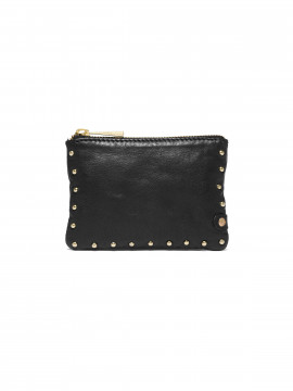 Depeche Mercedes studs wallet - Black