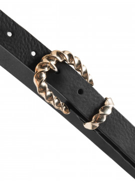 Depeche Maya belt - Black/gold