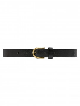 Depeche Marlene belt - Black/gold