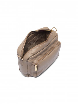 Depeche Nomi cross over bag - Mud