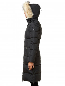 Pajar Jayde real fur northern outwear - Black