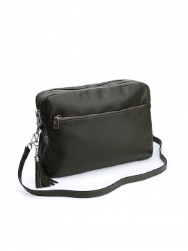 the Rubz Cindy large crossbody - Army green