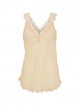 Costamani Moneypenny top - Nude