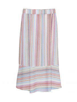 Costamani Hasta stripe skirt - Mixcolour