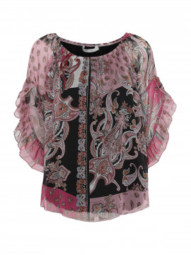 Costamani Evelin favor top - Pink
