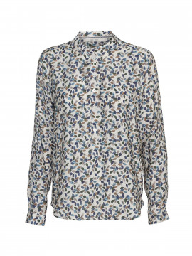 Costamani Lexis leaves shirt - Multi col.