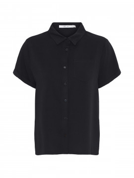 Costamani Gry S/S shirt - Black
