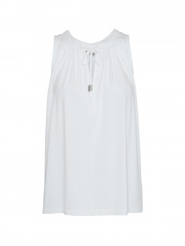Costamani Vinni jersey top - White